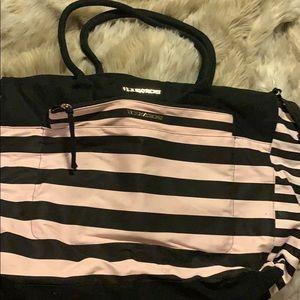 VS Stripe Tote & bag
